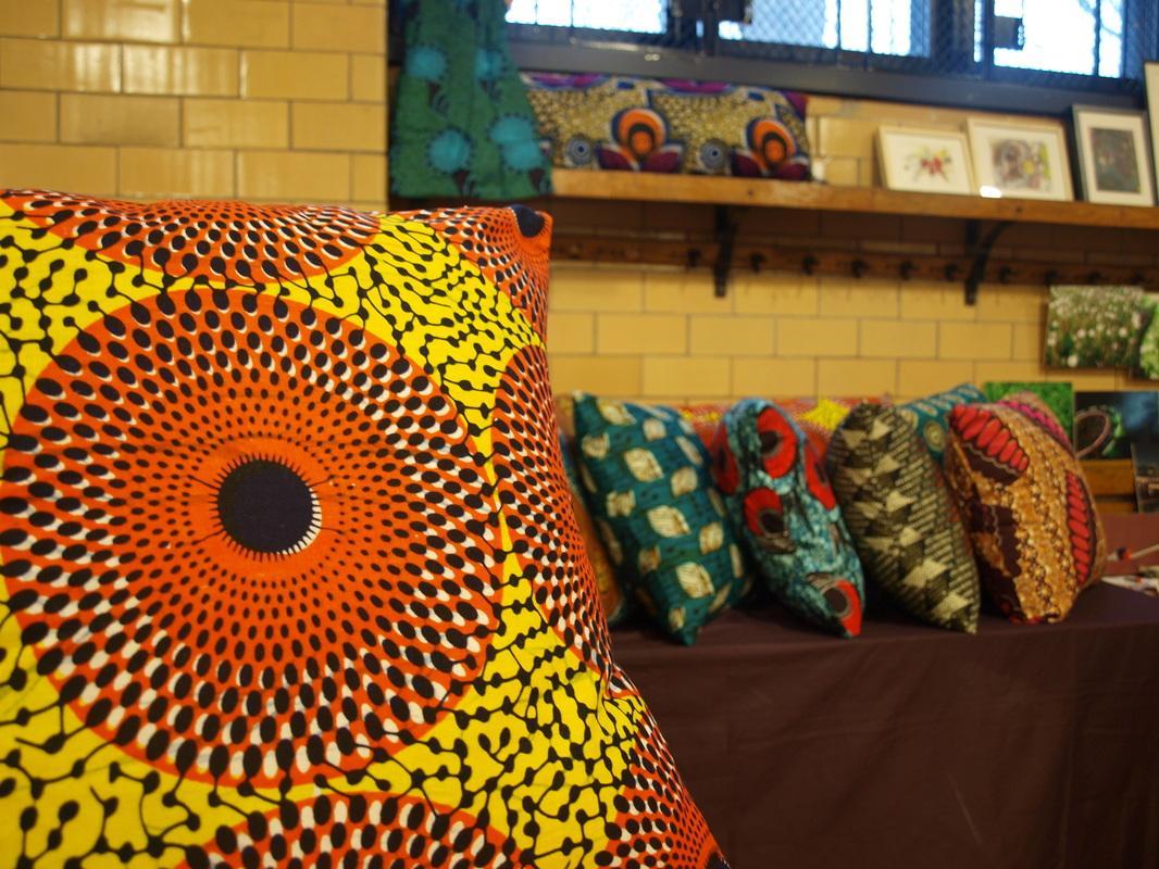 African Fabric Inspired Home Decor Snctfabrics